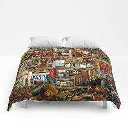 Bug House Comforters