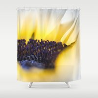 fireworks Shower Curtains featuring Fireworks by HappyMelvin