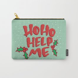 Ho Ho Help Me Carry-All Pouch