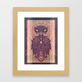 God Child Framed Art Print