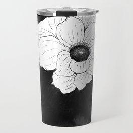 Inking Anemone Travel Mug