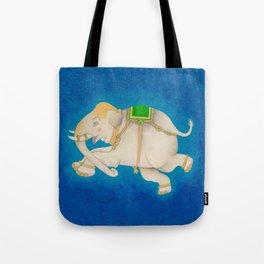 Happy Dreamtime Elephant Tote Bag