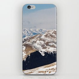 Breathless moments iPhone Skin