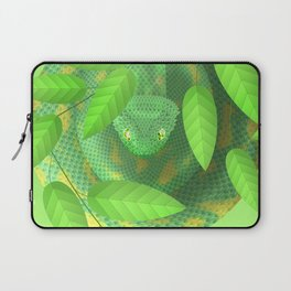 Bush viper Laptop Sleeve