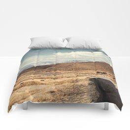 Road trippin California Comforters