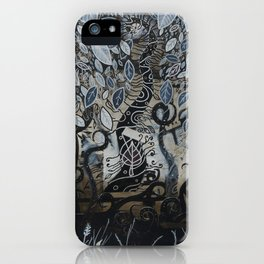 Seed 01 iPhone Case