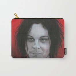 'Jack White' Carry-All Pouch