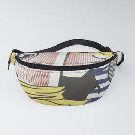 Roy Lichtenstein American Fanny Pack