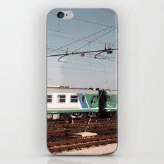 Padova Train Ride iPhone & iPod Skin