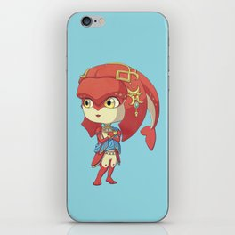 Vah Ruta Pilot iPhone Skin