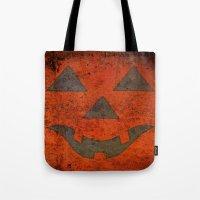 pumpkin Tote Bags featuring Pumpkin by Renato Armignacco