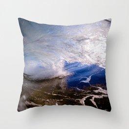 Clamp Throw Pillow
