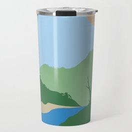 Unnatural Boundaries Travel Mug