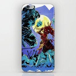 BLOODMEAT!! iPhone Skin