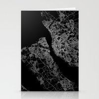 liverpool Stationery Cards featuring Liverpool by Line Line Lines