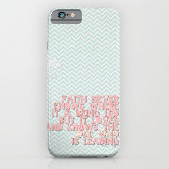 Faith iPhone & iPod Case