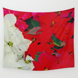 Poinsettias, Olbrich 5334 Wall Tapestry