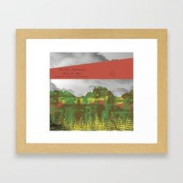 Title Page Framed Art Print