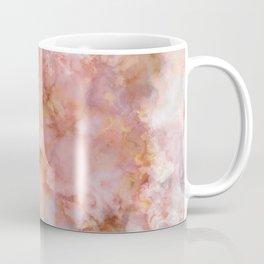 Beautiful & Dreamy Rose Gold Marble Coffee Mug