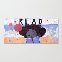 READ Canvas Print