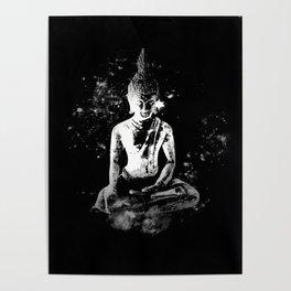 Enlightened Buddha Poster