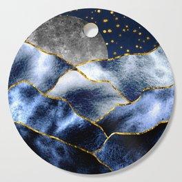 Full moon II Cutting Board