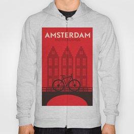 Amsterdam City Hoody