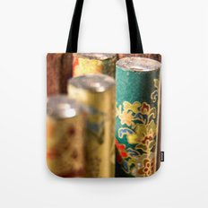 For a more formal experience Tote Bag