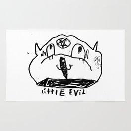 Little Evil Rug