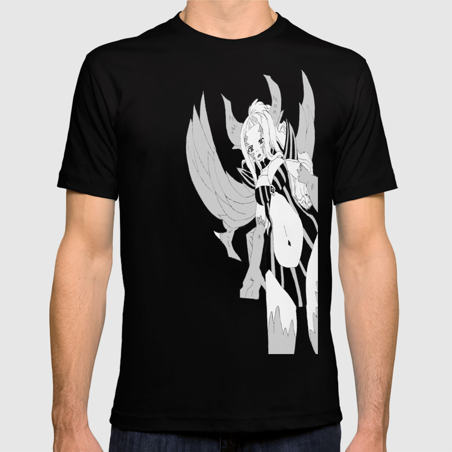 Mirajane Satan Soul Halphas T Shirt By Vanni94 Society6 Become a supporter today and help make this dream a reality! mirajane satan soul halphas t shirt by vanni94