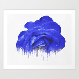 A rose by any other color Art Print