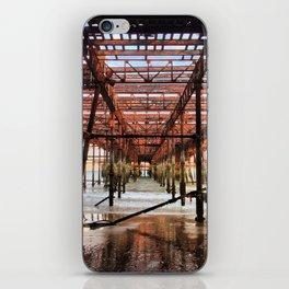 Under the Pier iPhone Skin
