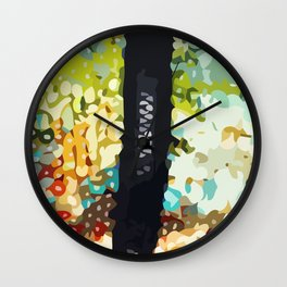 Cosmo #9 Wall Clock