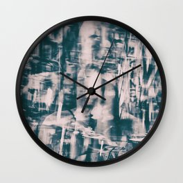 between the times Wall Clock