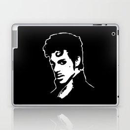 PORTRAIT OF THE MUSIC STAR Laptop & iPad Skin