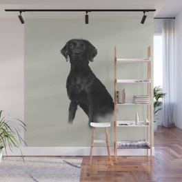 Trixi the Lab Wall Mural