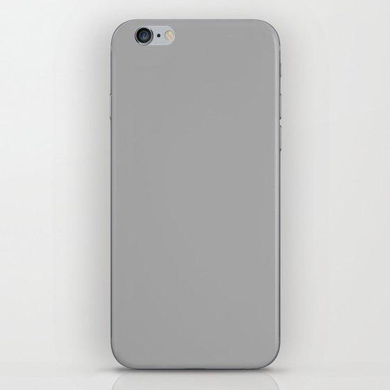 Dark Medium Gray - solid color by makeitcolorful