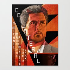 Collateral Canvas Print