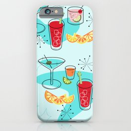Cabo Cocktails iPhone Case