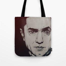 Monster Masters: Bela Lugosi Tote Bag