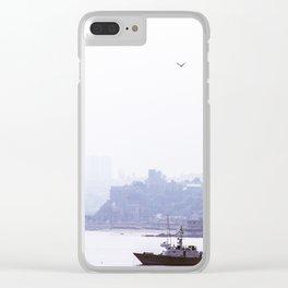 Valparaíso Clear iPhone Case