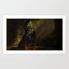 Hidden Altar Art Print