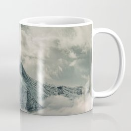 Cloud Mountain in the Canadian Wilderness Coffee Mug