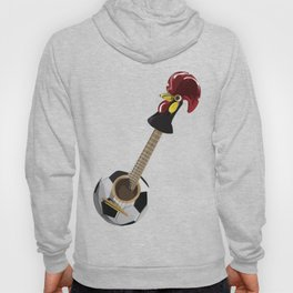 fado, soccer,and a cock from barcelos Hoody