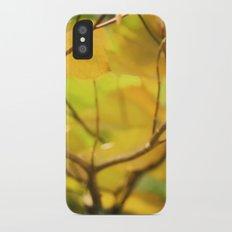 Autumn Gold Slim Case iPhone X