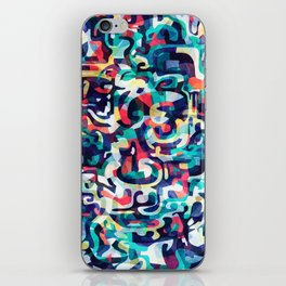 I Love Everything About You iPhone Skin