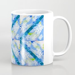 Water Rays Coffee Mug