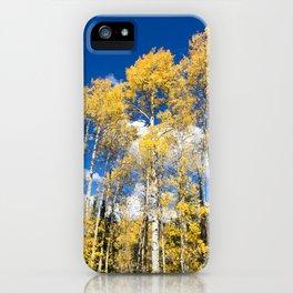 Colorado Aspens iPhone Case
