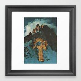 62.  Framed Art Print