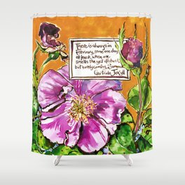 Promise of Summer Shower Curtain